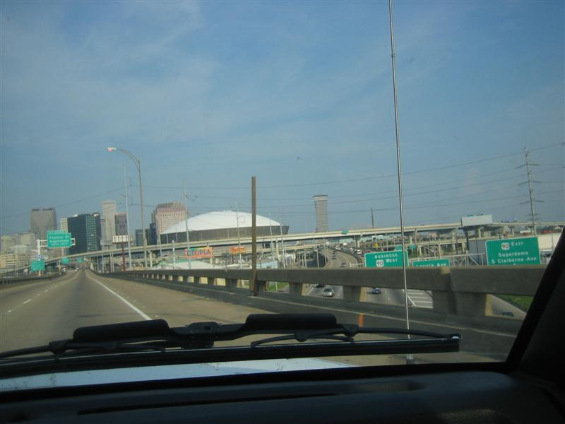 The Super Dome